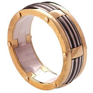 Men's Wedding Band Rose Gold BNG10 Catalogue