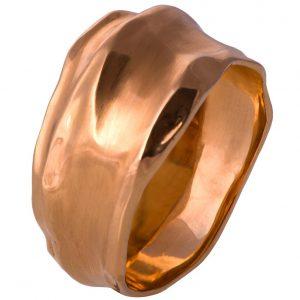 Wrap Wedding Band Rose Gold 1