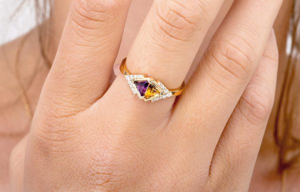 Two triangle ring 2 (Copy)