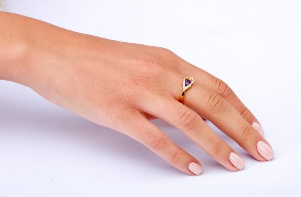 Two triangles ring (Copy)